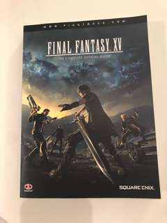 🚚 Final Fantasy Ultimate Guide