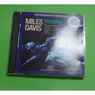 CD MILES DAVIS : KIND OF BLUE ALBUM (COLUMBIA JAZZ MASTERPIECES) MODAL JAZZ