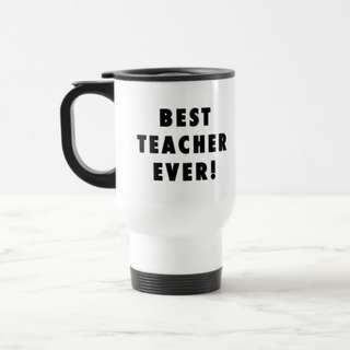 Teachers Day Customised Travel Mug Personalised Name Printed