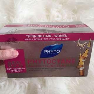 Phyto penumbuh rambut rontok botak serum
