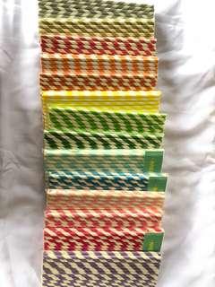 Paper Straw / sedotan kertas