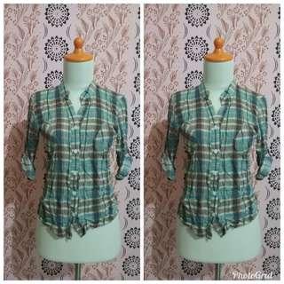 Square shirt 1807