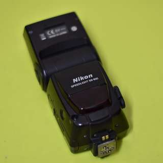 Nikon SB800 speedlite flash