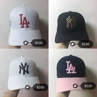 MLB 棒球帽