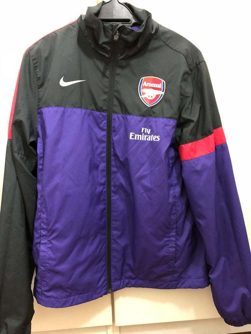 c332303956 Arsenal Nike Windbreaker