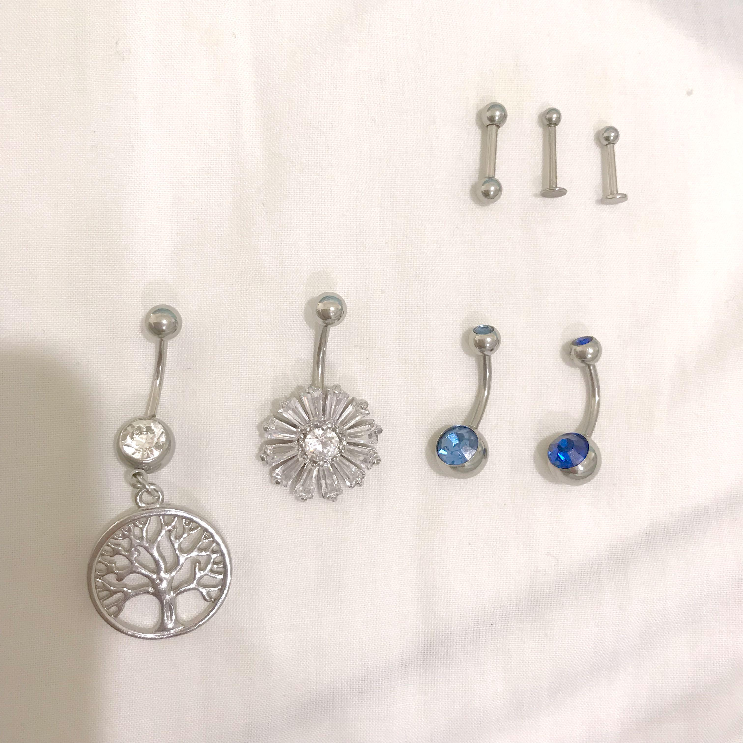 Belly ring NEW