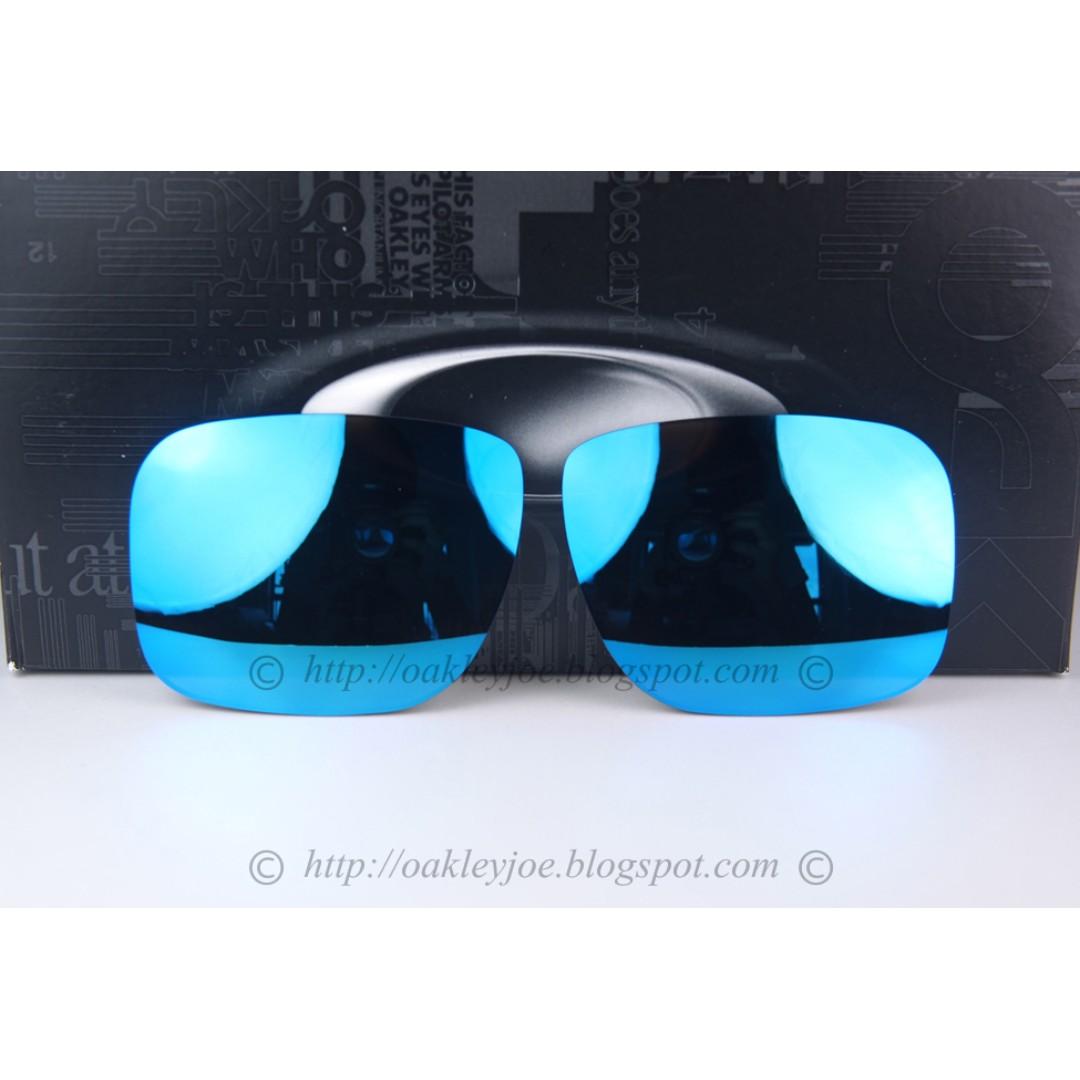 e9dedf9f1a BNIB Oakley Holbrook Replacement Lens Kit sapphire iridium lens  101-129-006