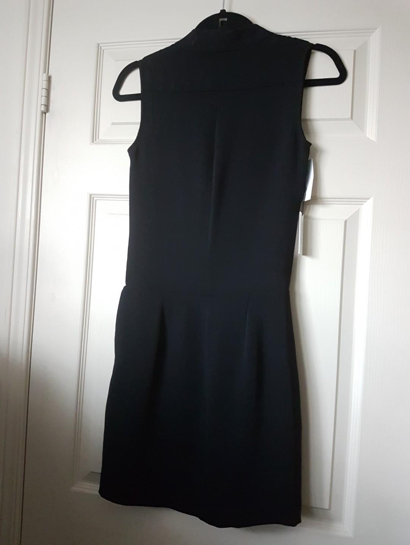 BNWT Aritzia Babaton Phoenix Dress in Black