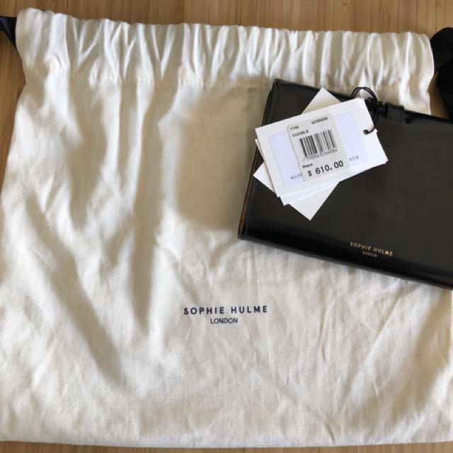 Brand New Sophie Hulme Wallet/Travel Wallet (authentic with tags)