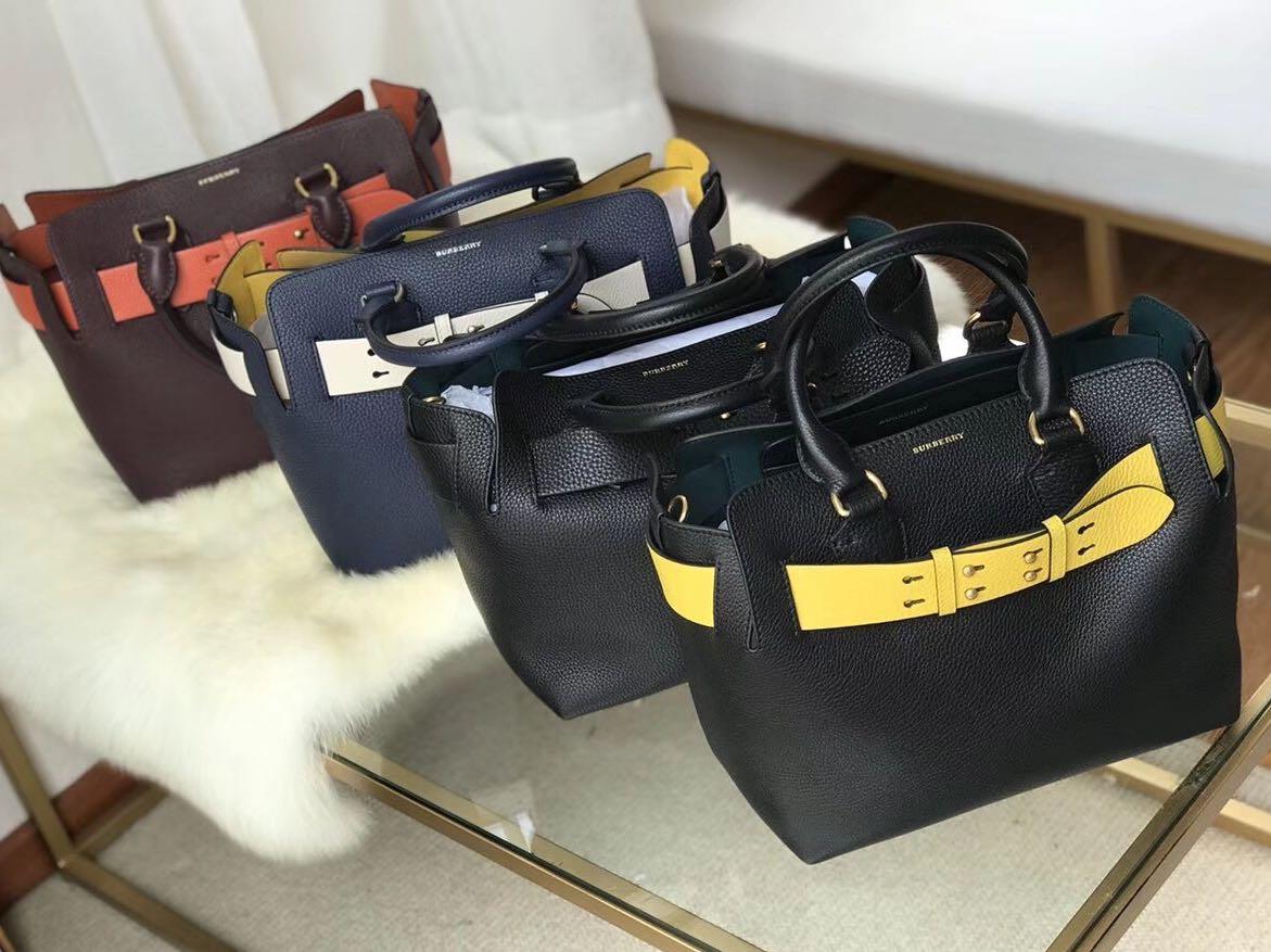 211eaab39ed5 Burberry The Small Leather Belt Bag