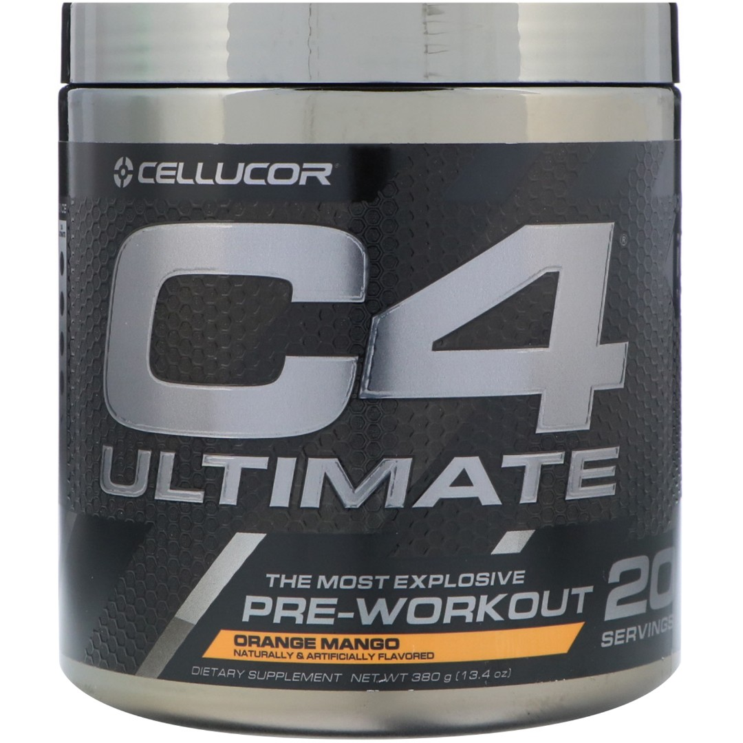 Cellucor C4 Ultimate Pre Workout Everything Else On Carousell