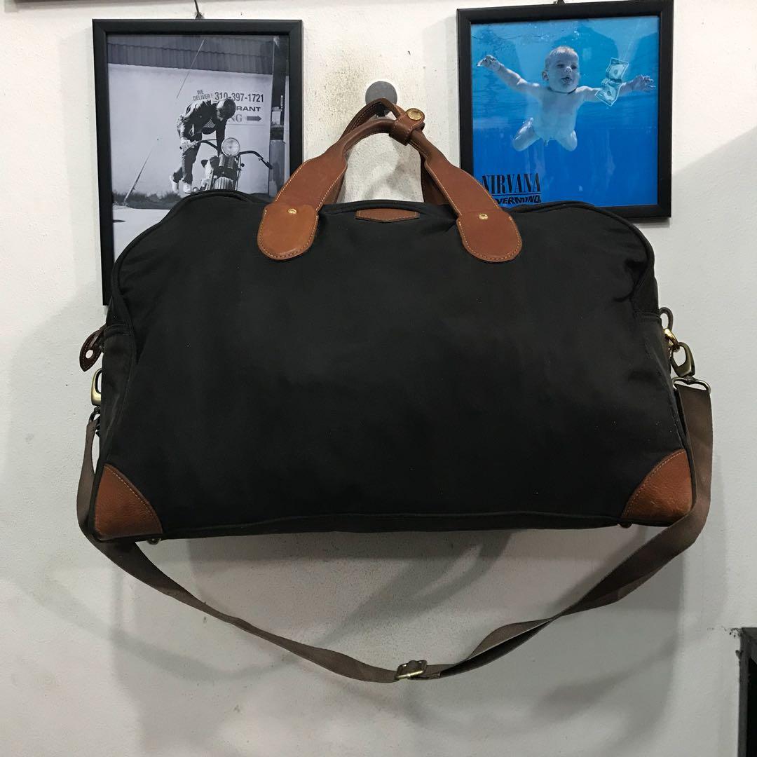 e7675e428f CERRUTI 1881 travel bag, Luxury, Bags & Wallets on Carousell
