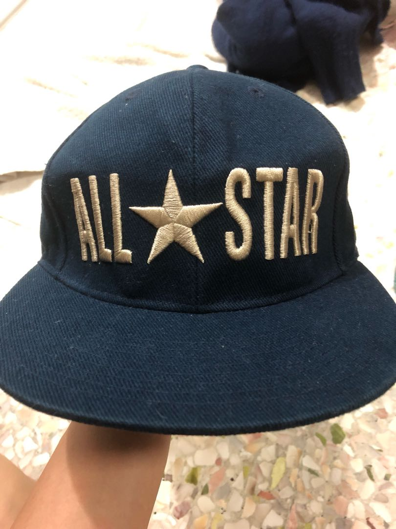7e0d450c Converse Chuck Taylor All Star Cap, Women's Fashion, Accessories, Caps &  Hats on Carousell