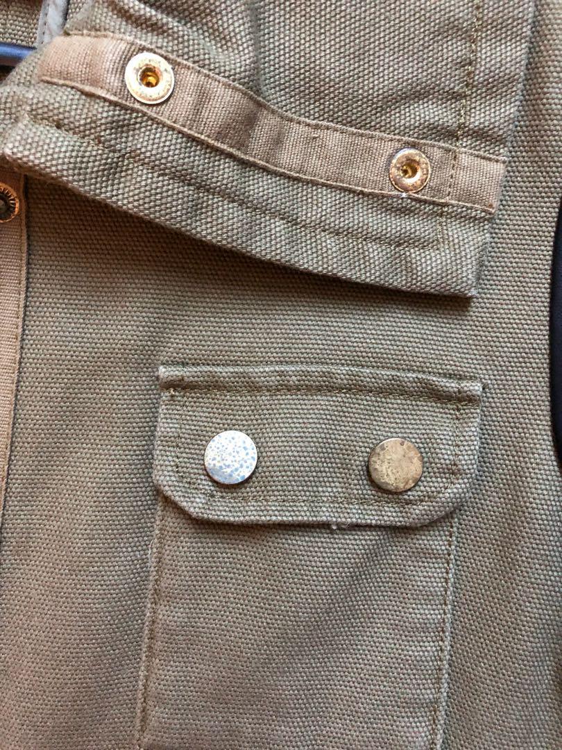 Country Road Parka Jacket