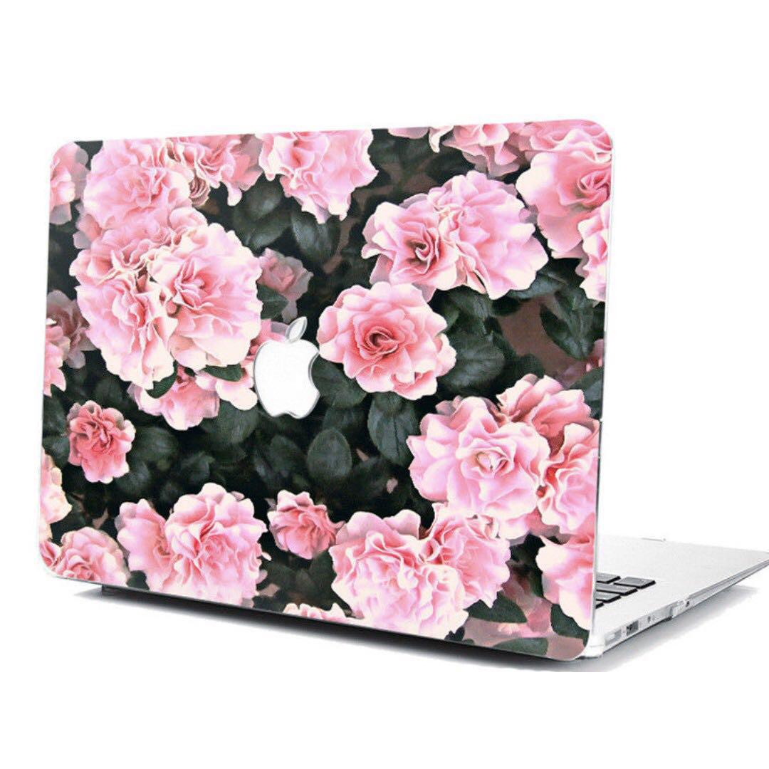 9926d186dae5 Floral Beautiful Flower Hard Case Cover For Apple Macbook Air PRO 11 ...