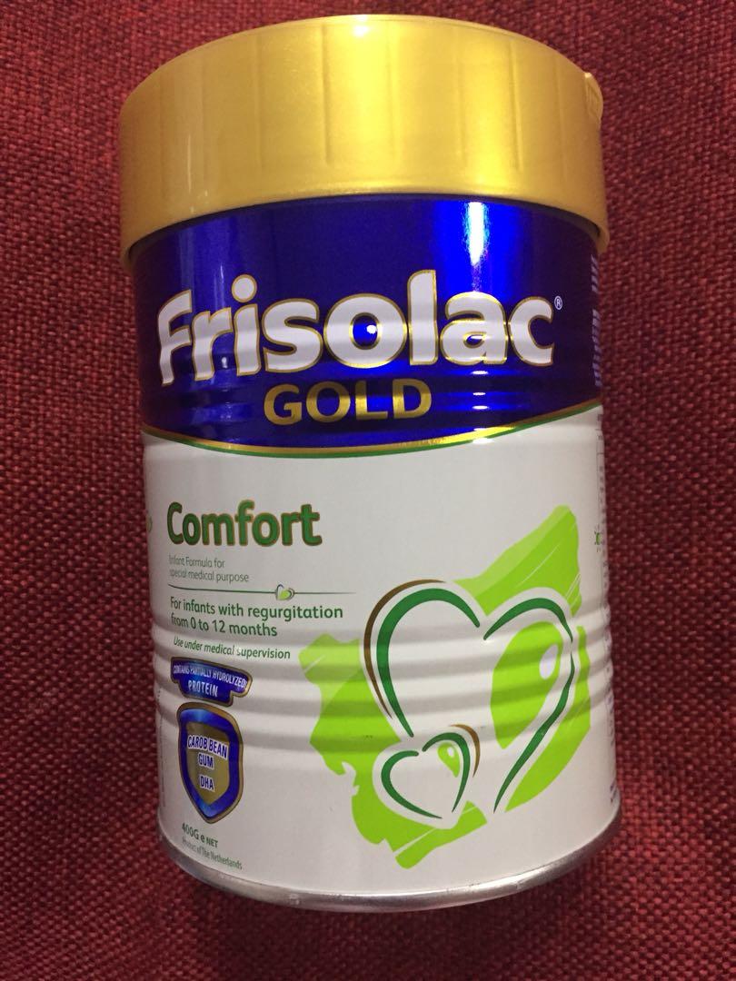 Frisolac Gold Comfort Babies Kids Nursing Feeding On Carousell 2 900gr
