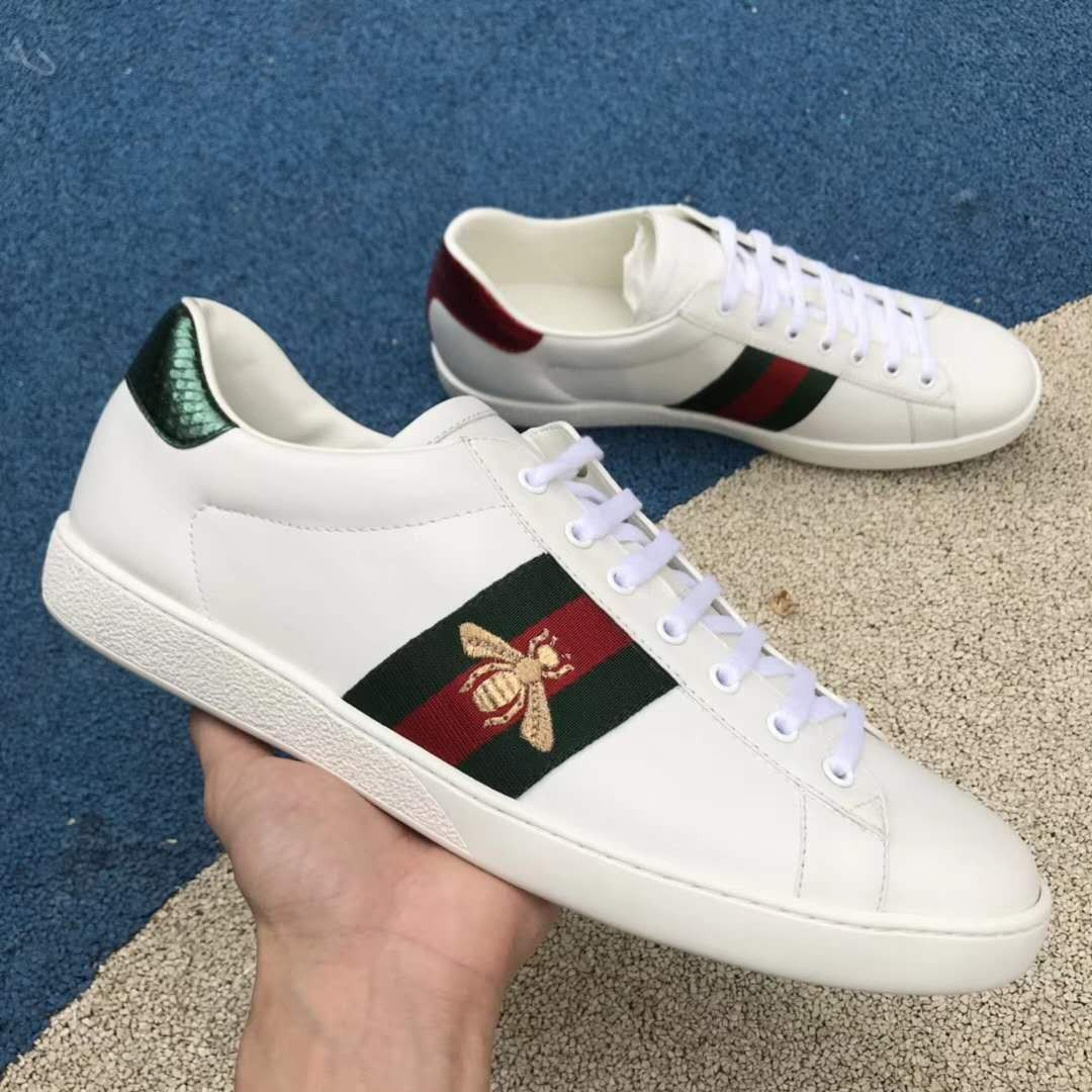 b3c16f35a8a Gucci Ace Embroidery Sneaker Bee (OG)