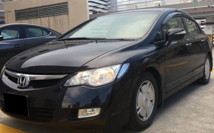 Honda Civic Hybrid 1 3a Cars Cars For Sale On Carousell