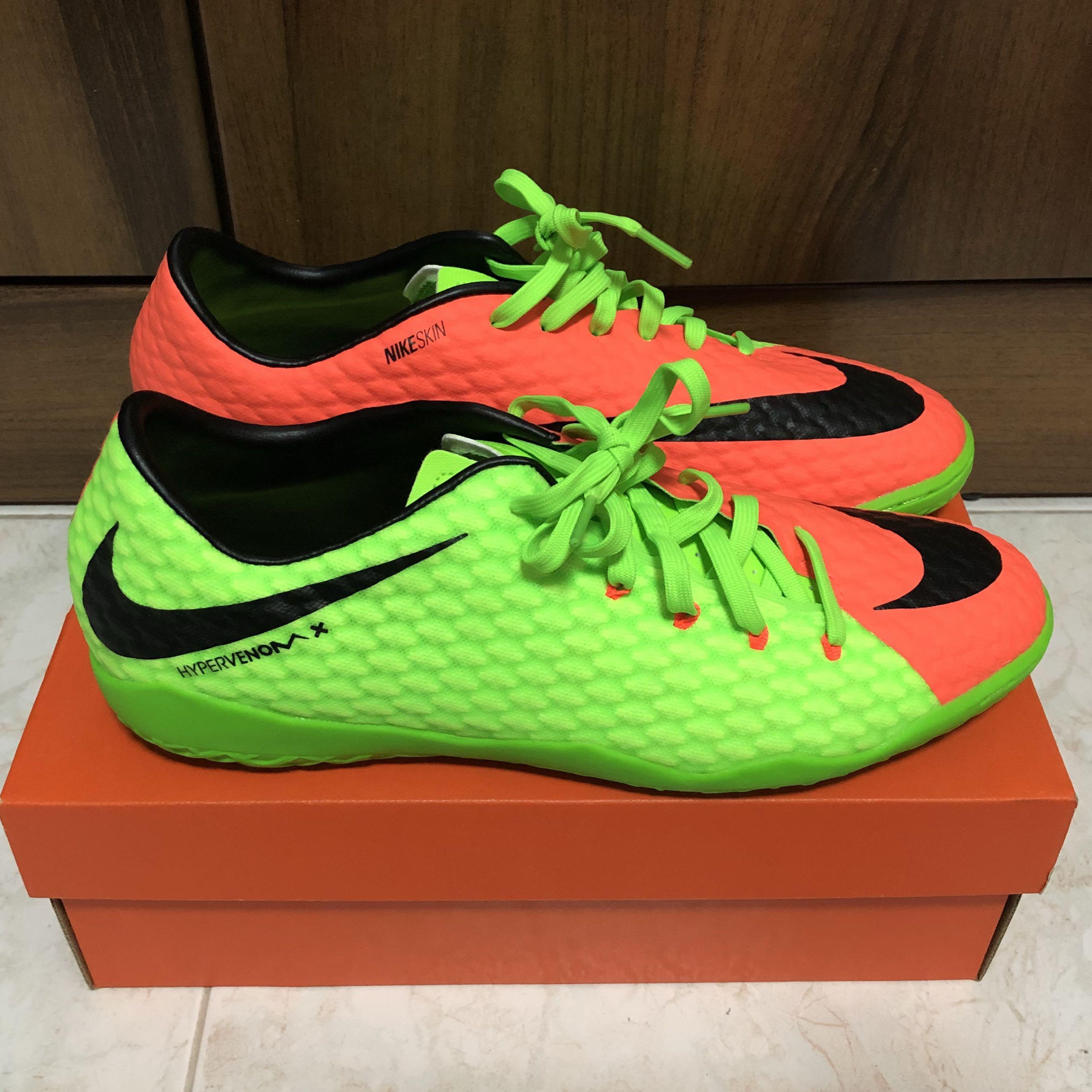 8aa4bb40617 Hypervenom Futsal Shoe