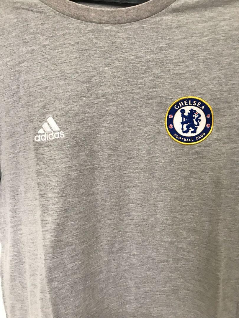 Kaos tshirt jersey adidas chelsea ori