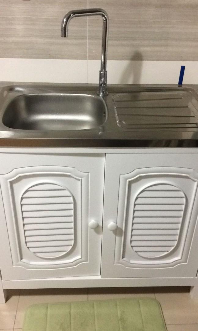 Kitchen Sink Cabinet Home Liances