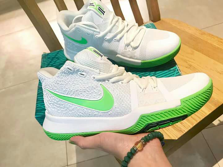 detailed look 7017a 35de5 Kyrie 3 'Mountain Dew' on Carousell