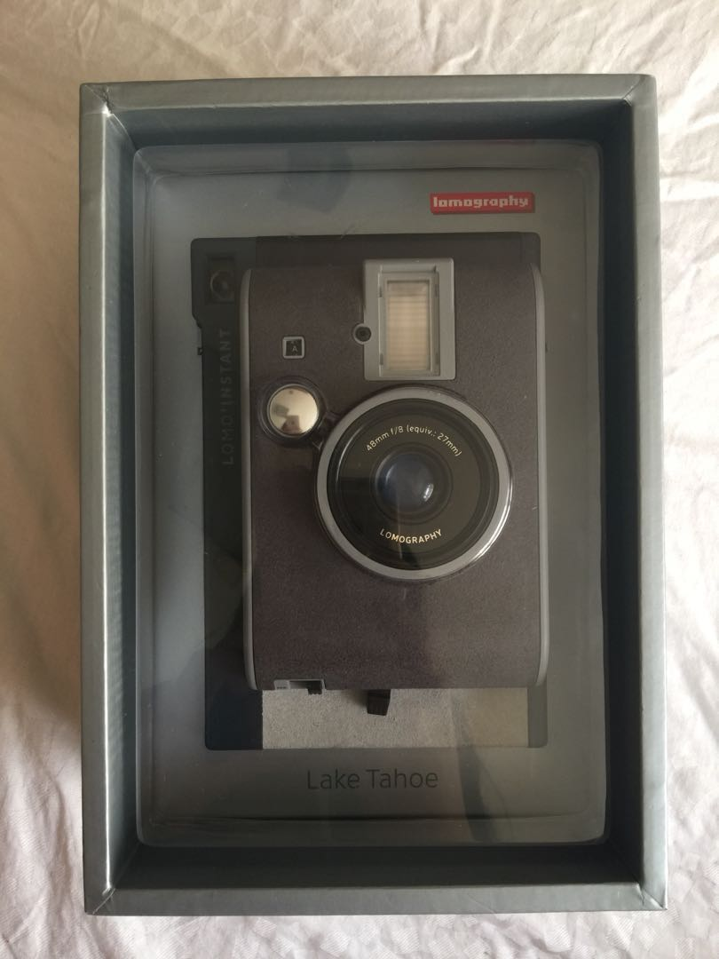 Lake Tahoe Lomography Instant Photography On Carousell Camera Sanremo Edition