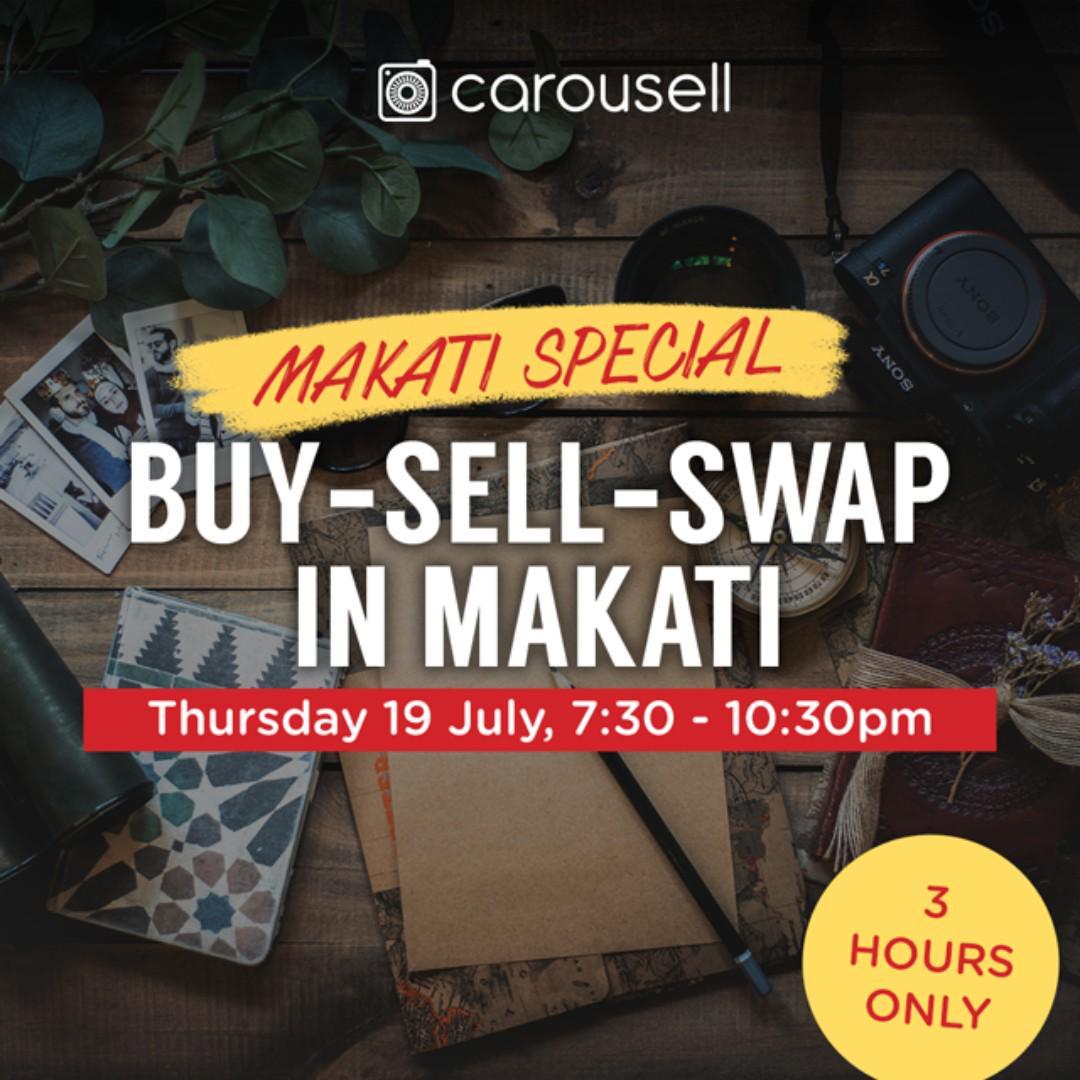 Buy Sell Swap