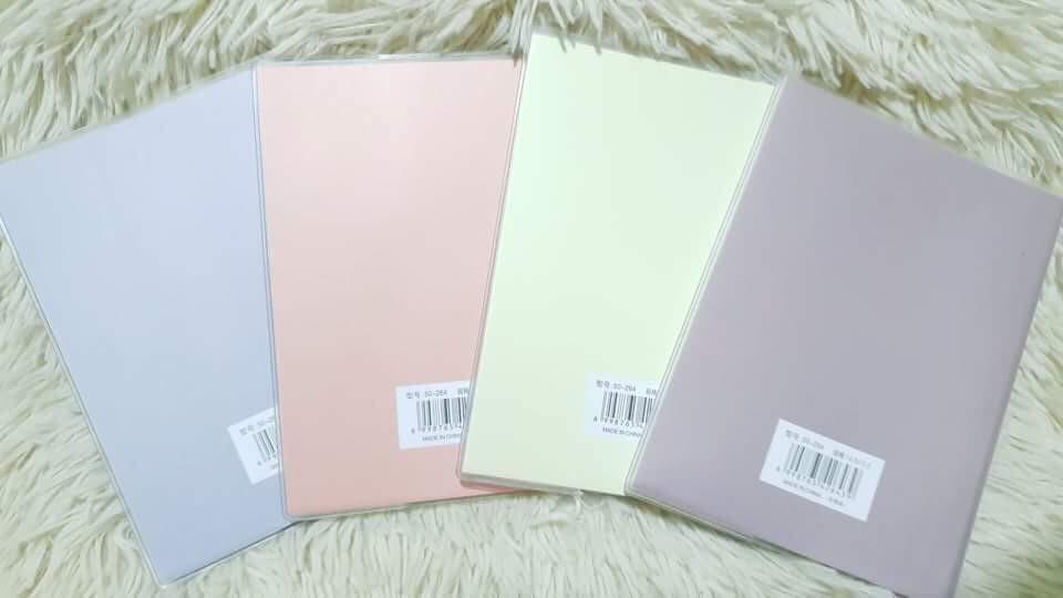 Mini Unicorn notebook