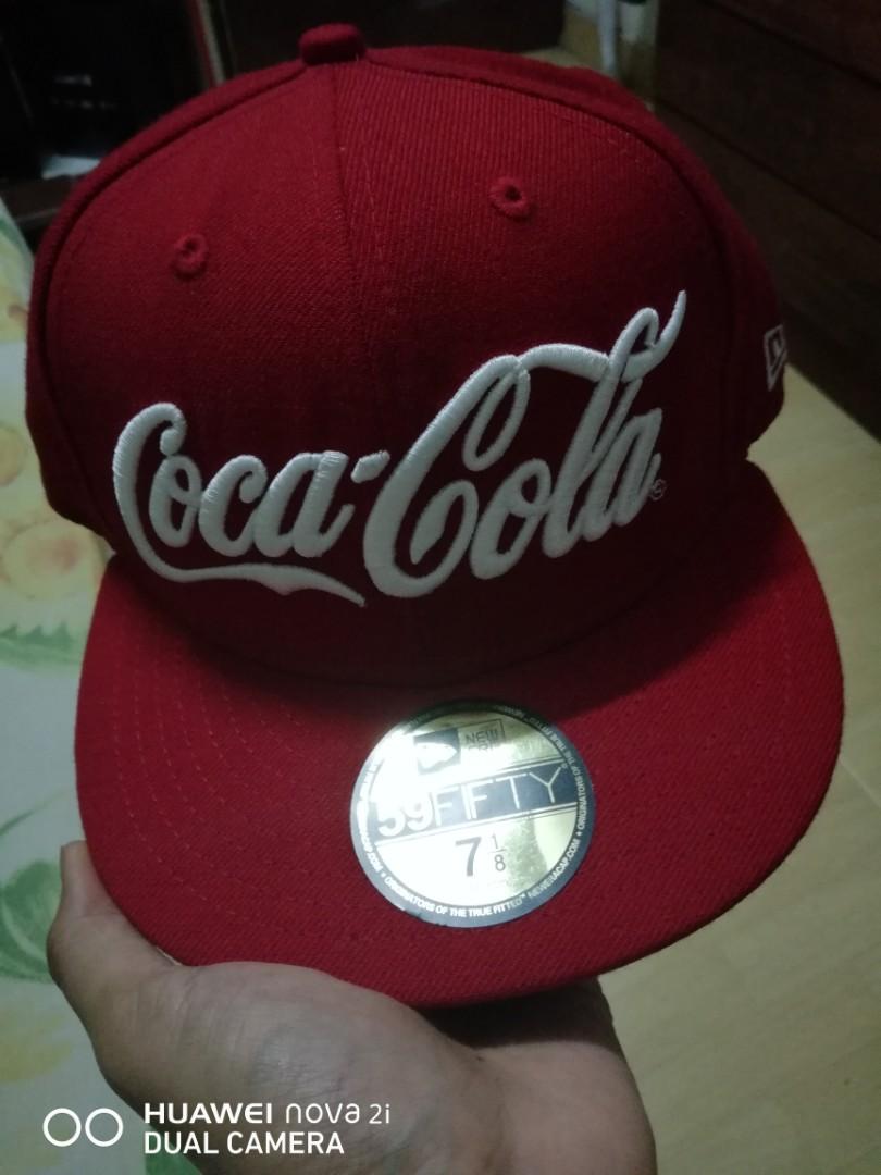 New era coca cola b498e9cde34