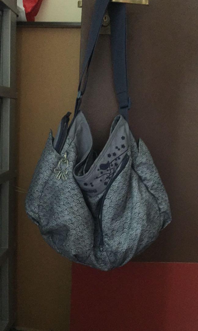 ab0399d63e948 Okiedog Hobo Diaper Bag