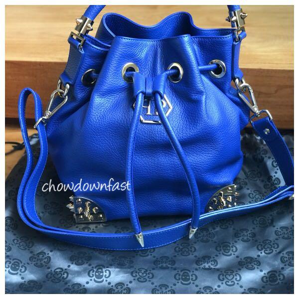 39c5148666 Philipp Plein studded Bucket bag, Luxury, Bags & Wallets, Sling Bags ...