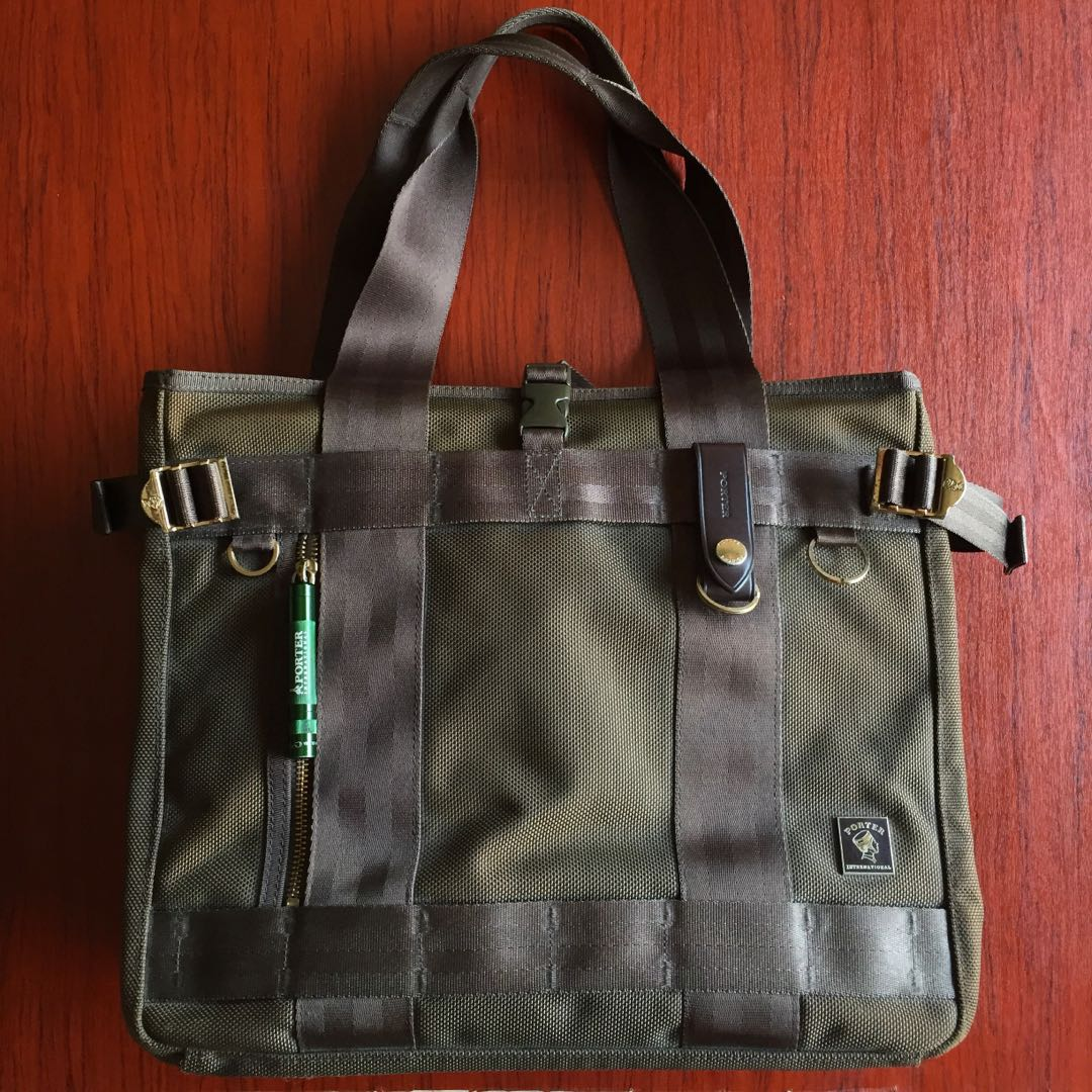 Porter international bag 6cfcbe5b29