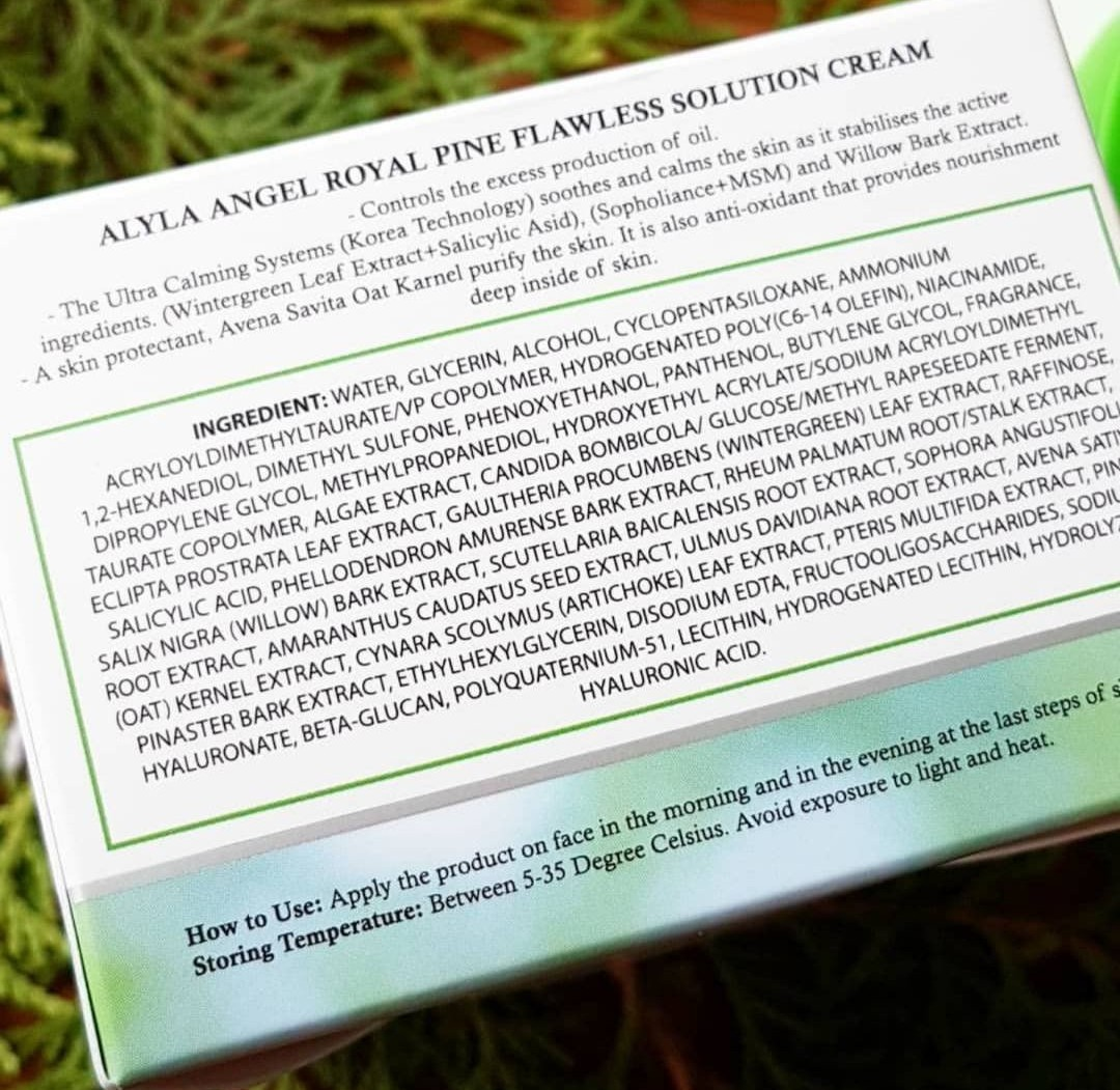 ROYAL PINE FLAWLESS CREAM, Health & Beauty, Face & Skin Care on