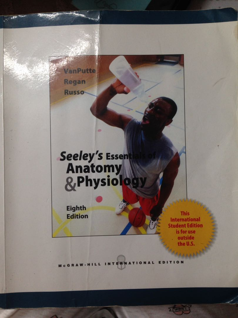 Seeley\'s Anatomy and Physiology, Textbooks on Carousell