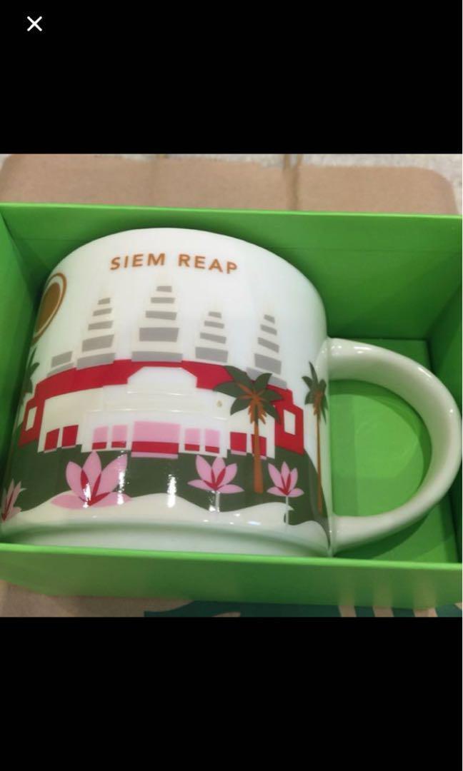 Starbucks AppliancesKitchenware Reap Cambodia MugHome Siem Yah eWED9H2IY
