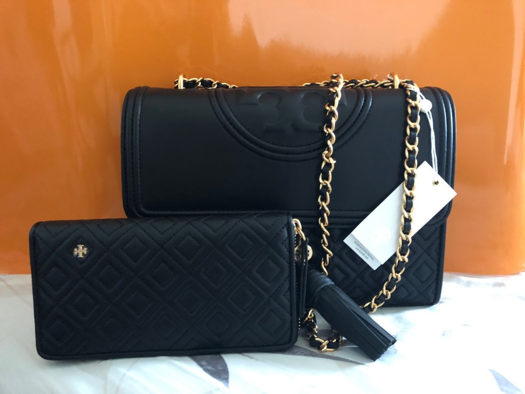7a8f2a96f02a Tory Burch Bag and Wallet, Women's Fashion, Bags & Wallets on Carousell