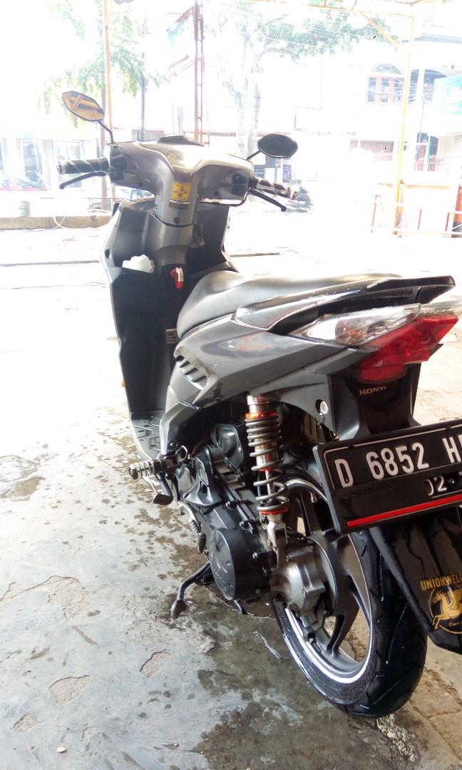 Vario Techno 110 Cbs 2010 Motorbikes On Carousell