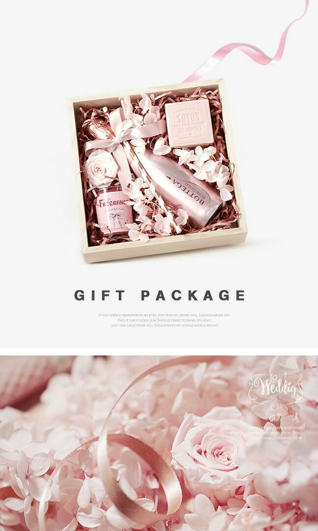 Luxury Wedding Favors / Anniversary Gifts / Company Gifts