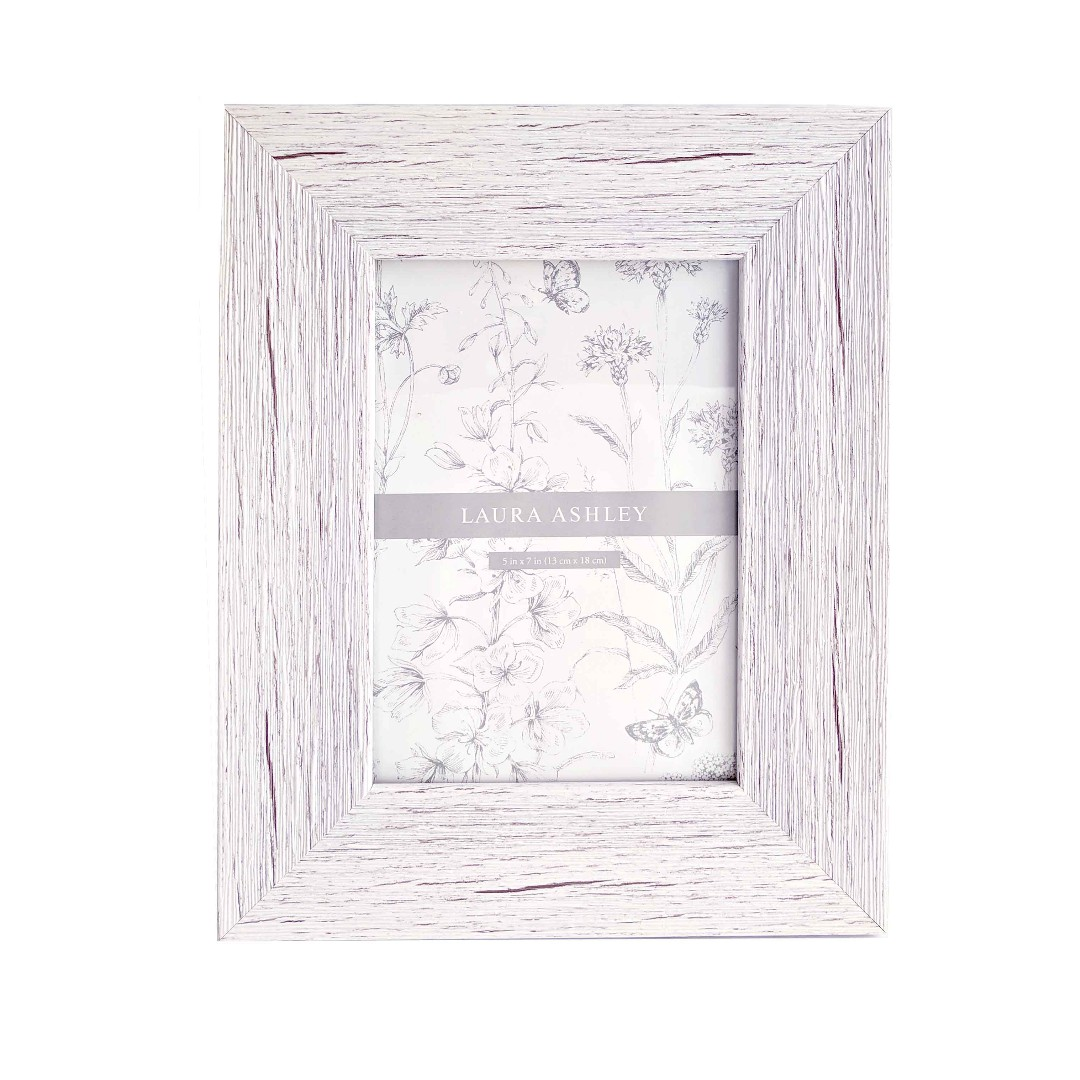 White Washed Wooden Frame Furniture Home Decor Others On Carousell