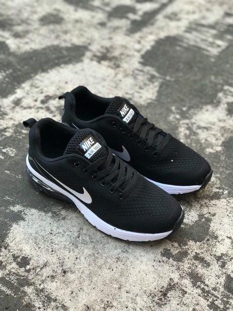 c6a8bb9611 Zoom Airmax Solar Black & White, Men's Fashion, Footwear, Sneakers ...