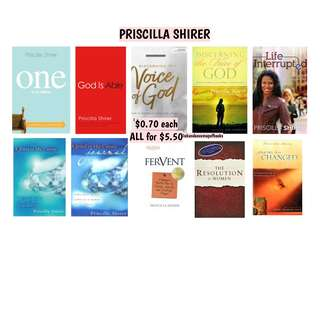 (ebook) PRISCILLA SHIRER COLLECTION
