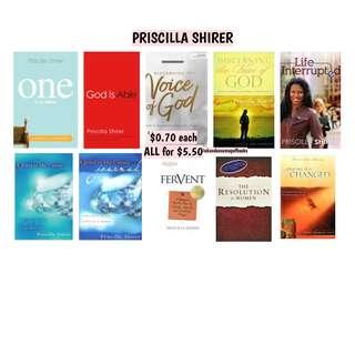 (ebook) PRISCILLA SHIRER COLLECTION