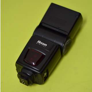 Nissin Di622 mark II speedlite flash for Nikon