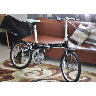 Dahon Route Folding Bike