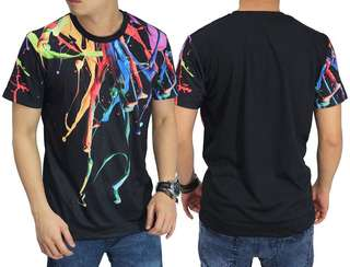 Paint Dripping Tee