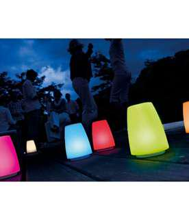 Table Lights Portable & Rechargeable
