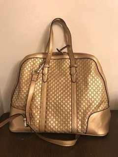 Micro Guccissima Hobo Bag