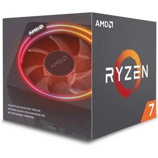 🚚 AMD Ryzen™ 7 2700X Desktop Processor (YD270XBGAFBOX)