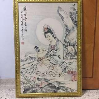 Chinese Painting (李清达)